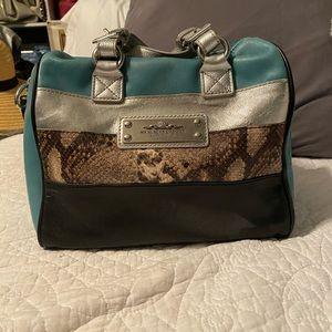 My Flat In London Leather Handbag